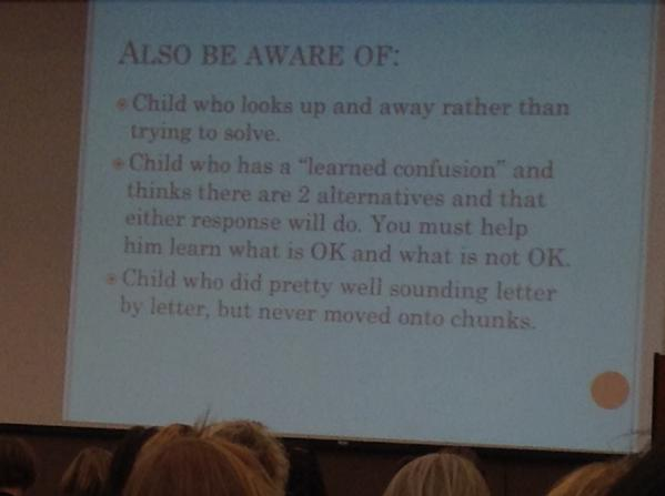 @PatJ222: intervention: Beware of children who... #irecpd  #summit6 http://t.co/uTWk4bpSEq