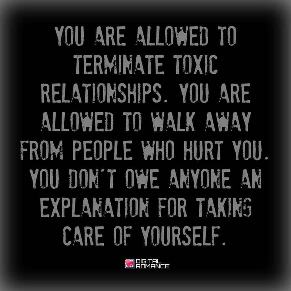 """Toxic Marriage Quotes: Digital Romance Inc On Twitter: """"You Are Allowed To"""