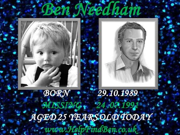 Happy 25th birthday Ben,  we hope you are happy and healthy xxx  #helpfindben http://t.co/BY0wwLL982