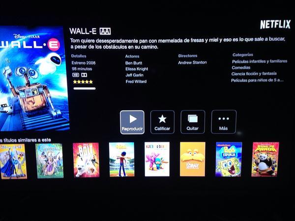 Go home, @NetflixLAT. You're drunk. http://t.co/ttz4ffW62P