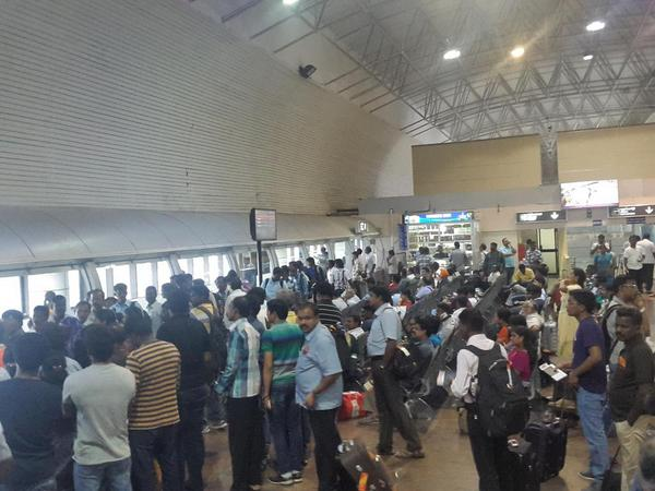 Image result for trichy airport passengers