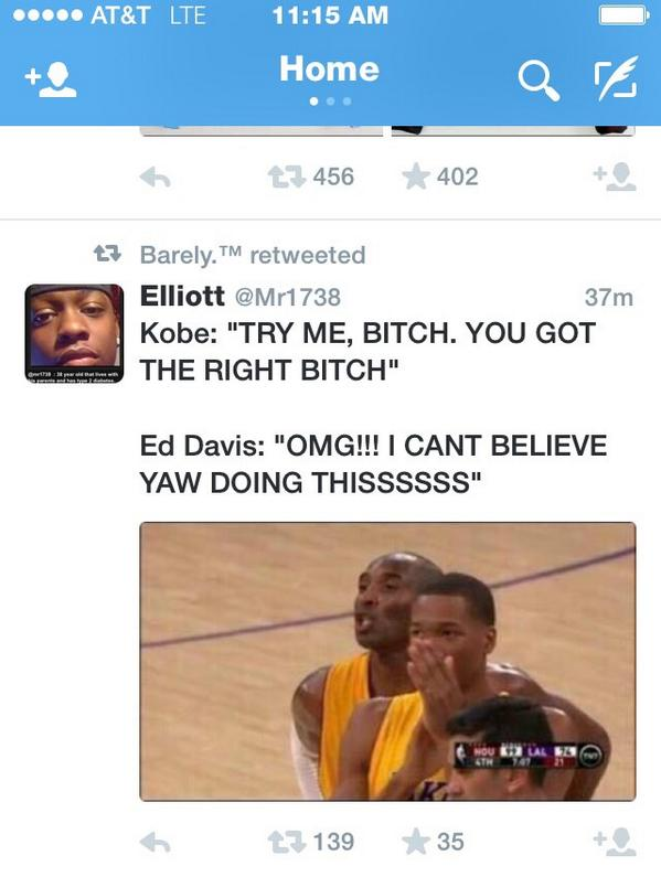 That's Not Even Ed Davis Though