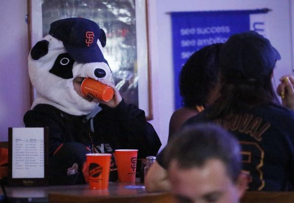 This photo from @SFGateSports is hilarious & depressing. Sad Panda is Sad. http://t.co/qib5XsDIjh