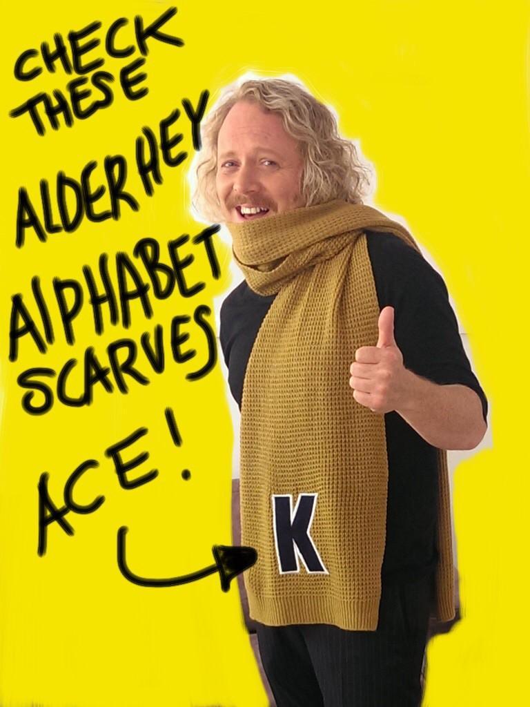 Cool scarves! http://t.co/6ioUUtjgAb http://t.co/R6B0rTbvmW