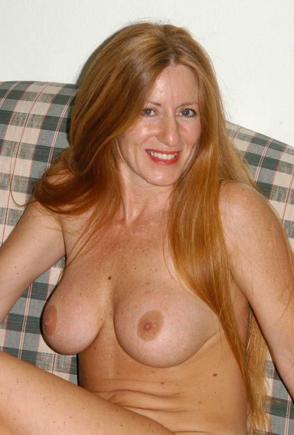 Milf at the store