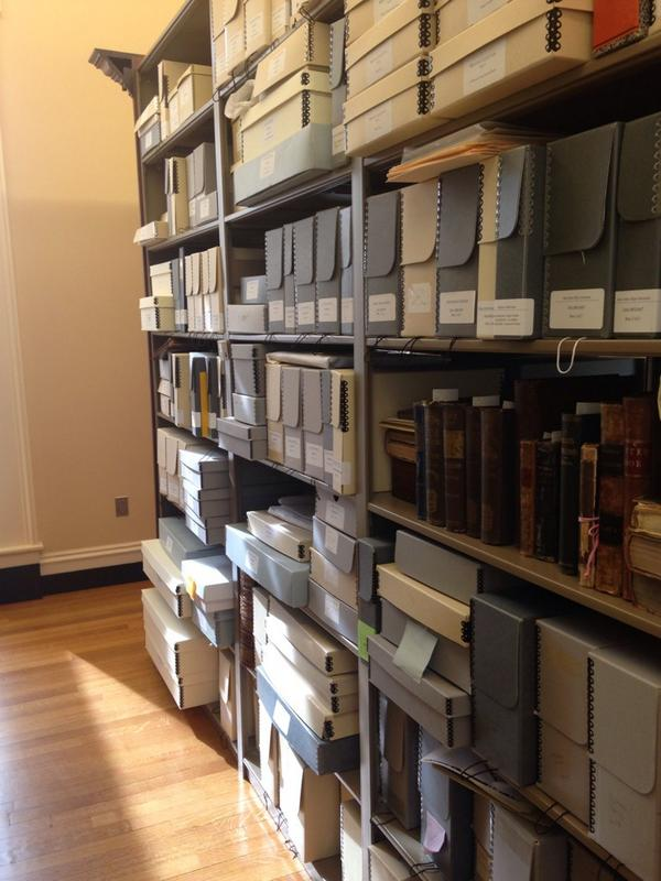 Tomorrow is Ask an Archivist day. Questions about our collections? Just ask @drewarchives #AskAnArchivist! http://t.co/tpYEVDx8B7