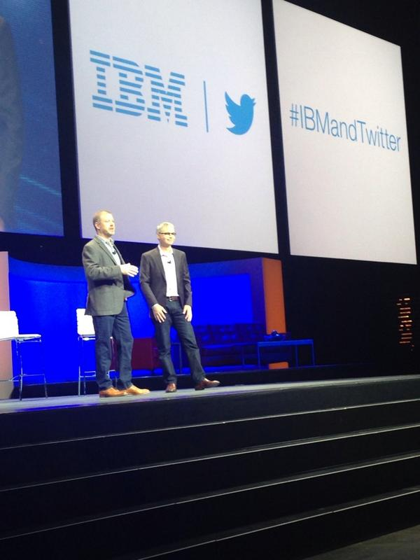 IBM and Twitter make a magical combination. #IBMandtwitter http://t.co/Af8RwyANOu