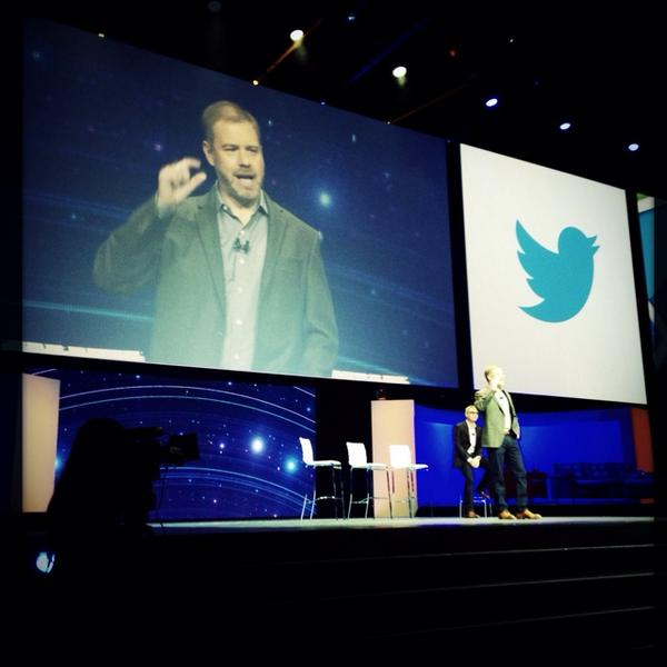 """""""Thousands of people talking about soggy fries on Twitter is a huge deal."""" @chrismoodycom #ibminsight #ibmandtwitter http://t.co/L7ilqs8fye"""
