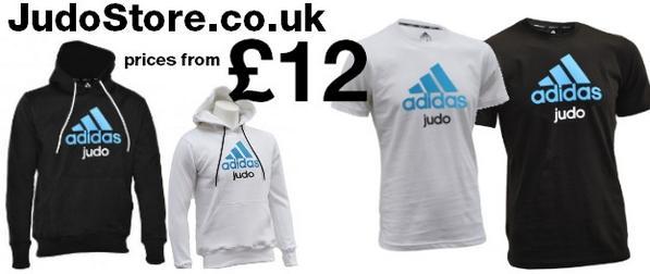 adidas judo shirt