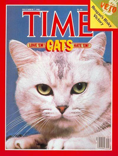 Celebrate National Cat Day with the silliest cover in TIME history http://t.co/G2ggxdvJFP http://t.co/vF92qjqocF