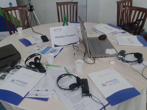 #MedIAMER launches 6 thematic working groups #MarInAMed @planbleu @ETC_UMA @_AViTeM http://t.co/BL8bPWDtCo