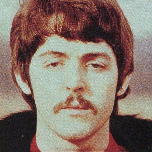 Clare Kuehn On Twitter SmallvilleHS Hedge76 PaulMcCartney Yes Sept 11 66 RIP Moustache Got U SHS Hey It Works To This Day
