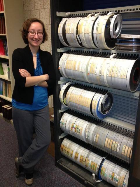 Know what those are? If you don't, tomorrow you can #AskAnArchivist http://t.co/uBcf3C0zK6