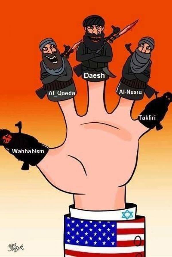 """Résultat de recherche d'images pour """"israel behind al qaeda"""""""