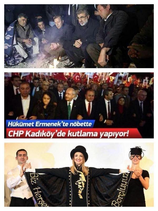 Hükümet Ermenek'te nöbette, #CeHePeOyundaOynaşta ... Bir gün olsun bu milletin yanında olun. http://t.co/RzcnuID2Ot