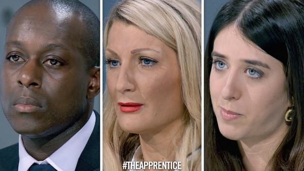 First ever TRIPLE FIRING! #theapprentice #ouch http://t.co/OMiFsc1qzB