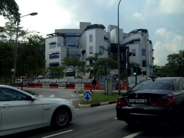 @ESSEC campus in Singapore @ESSEC_AP http://t.co/r94dIaI8EA
