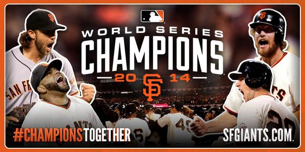 San Francisco Giants Defeat Kansas City Royals 3-2 to Win Third World Series Championship in Five Years