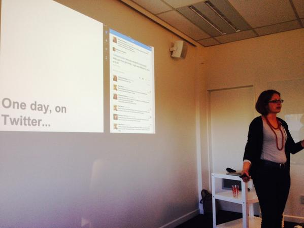 One day on Twitter...@AKeenReader's call to arms to connect Wellington teacher's #eduignitewelly perfect for #cenz14 http://t.co/UxqpQKs4Vk