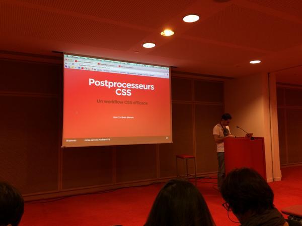 Post processeurs CSS avec @iamvdo #BlendWebMix http://t.co/Zg9KSvDEwU