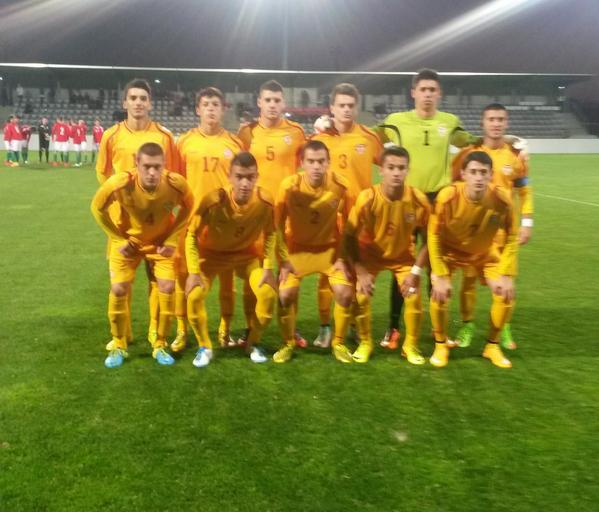 Recent starters for the U19 team