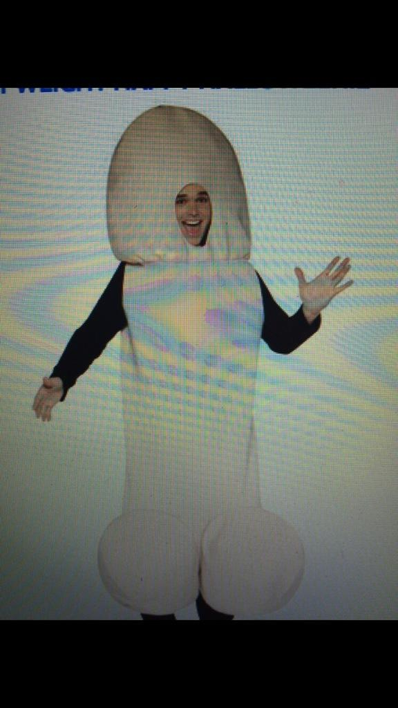 Who's going dressed as this? http://t.co/fSXZ65YtoG