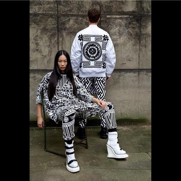 Wei looks badass reppin' KTZ on their Instagram today! @ktz_official