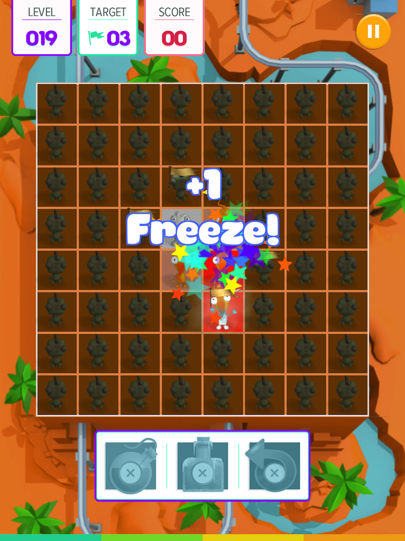 #ReverseTheOdds tip 8 - Use your Freeze Potion to lock down Odds holding flags in your colour. http://t.co/CurBFixHtz