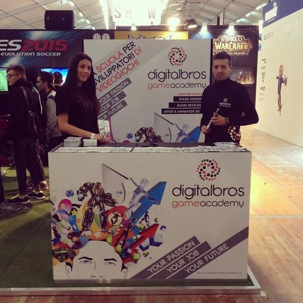 Videogiochi: Digital Bros Game Academy 2015