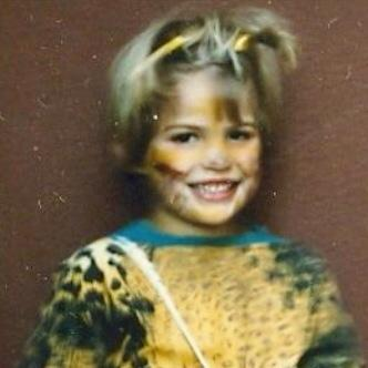 Halloween #tbt ! I'm a leopard 🐱 http://t.co/0fUPLSqb8s