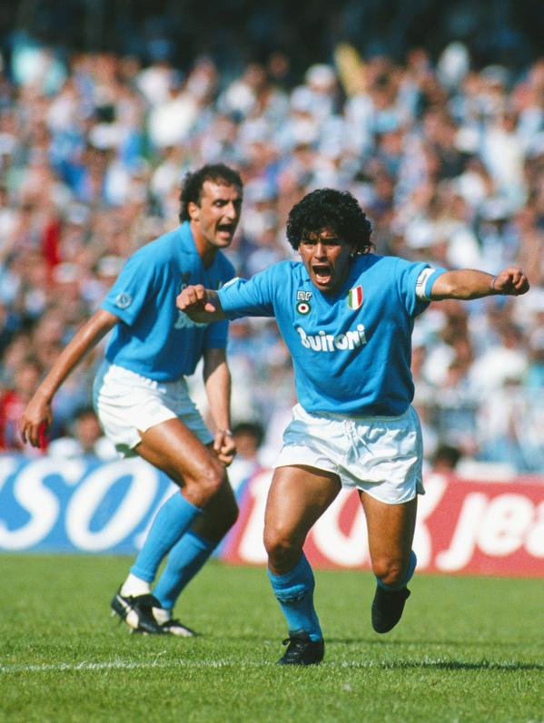 Uefa Europa League On Twitter On His Birthday Watch Diego Maradona Inspire Sscnapoli To Uefa Cup Glory In 1989 Http T Co Qaxitmrzjt Http T Co Yd412dqofx