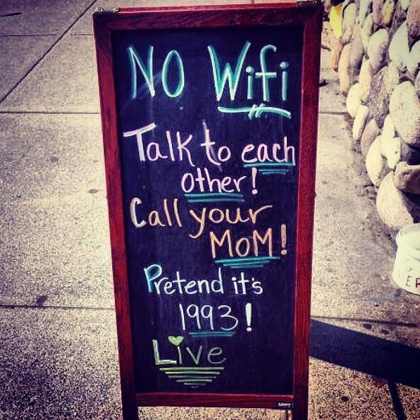 Sage advice. MT @winewankers: Good advice. Have a glass of #wine, talk to each other. Cheers :) http://t.co/L0t4h1fkqG