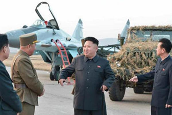 قصه ال MIG-29 في كوريا الشماليه  B1MPWYrIAAA61Bi