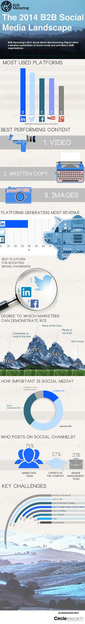 Our 2014 social media infographic showed 94% of B2B brands have a presence on LinkedIn http://t.co/SSjuPKN00N http://t.co/UBTwBqhAFB
