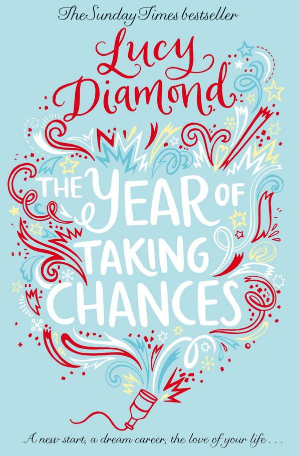 Well, HELLO THERE, gorgeous cover for The Year of Taking Chances. Can't wait to see you in the shops in January! :-) http://t.co/8NM0LRFQiG