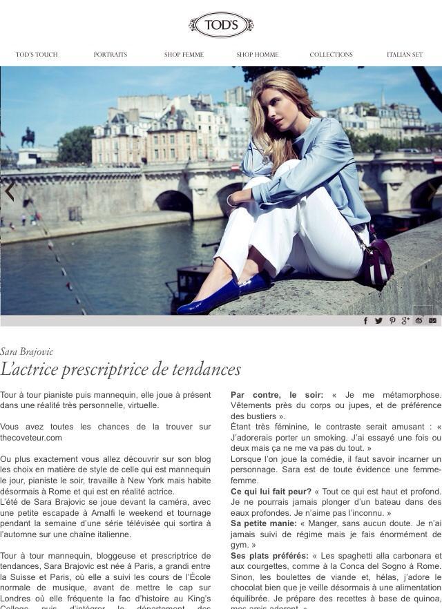 Tods in Paris! #ambassador http://t.co/anNlifSgsK