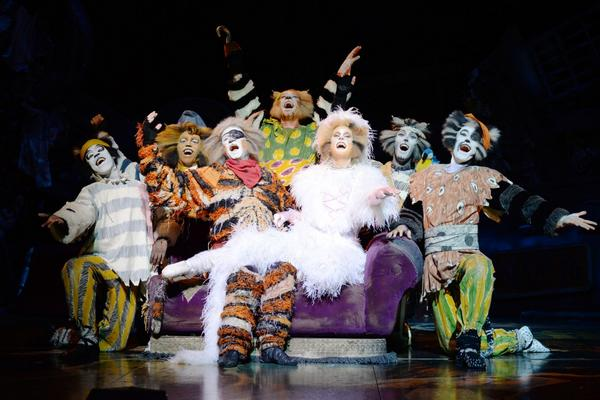 I'm looking forward to #CatsLondon because...