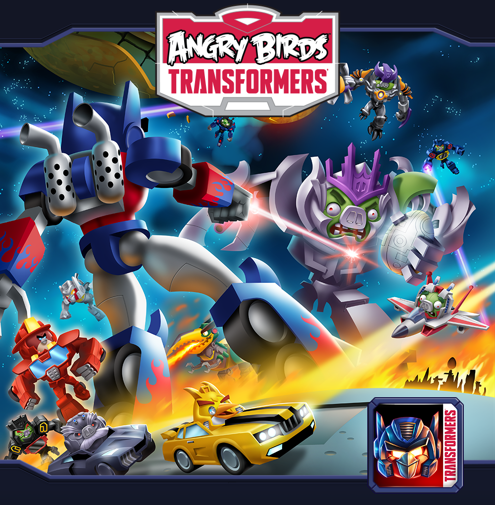 play angry birds transformers online free no download