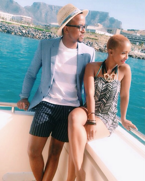 I m happily single Boity Thulo denies dating Maps