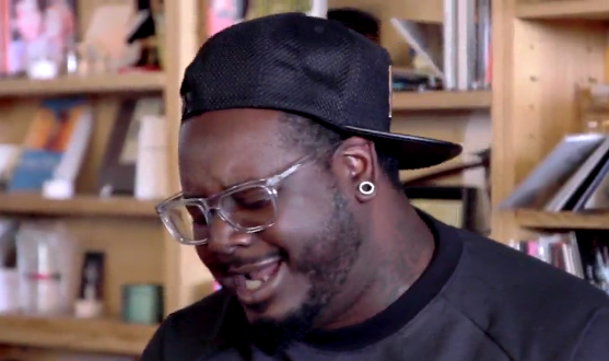 RT @GGNewMusic: Stop everything you're doing & watch T-Pain perform without auto-tune http://t.co/bJIqQHxq3p http://t.co/BfvfHZWC8a