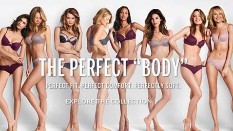 Please stop telling women that a perfect body only looks one way, @VictoriasSecret http://t.co/DGC1LQksbz