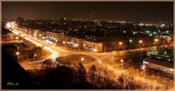 Улицы иванова панорама