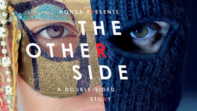 RT @AdFreak: Honda's double-sided story on YouTube is mind-bendingly brilliant. http://t.co/WGL2BAQ2Oz http://t.co/kreTq4z3Dw