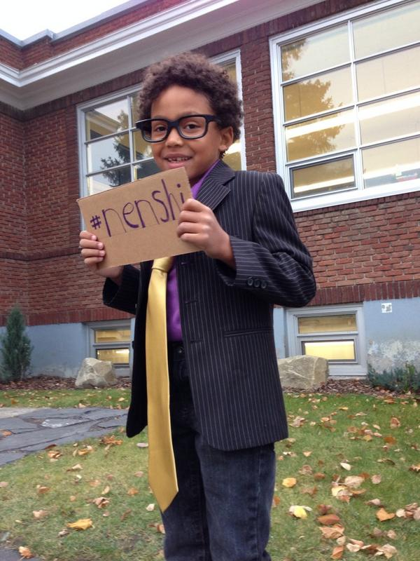 RT @IANRHARDING Whatu0027s the best Halloween costume idea ever? @nenshi of course. Check out that tie! #nenshi //t.co/eTCcnMVmDE   sc 1 st  Twitter & Andrea Addario on Twitter: