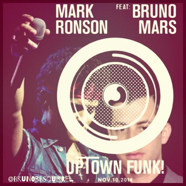 The gallery for --> Uptown Funk Album Cover