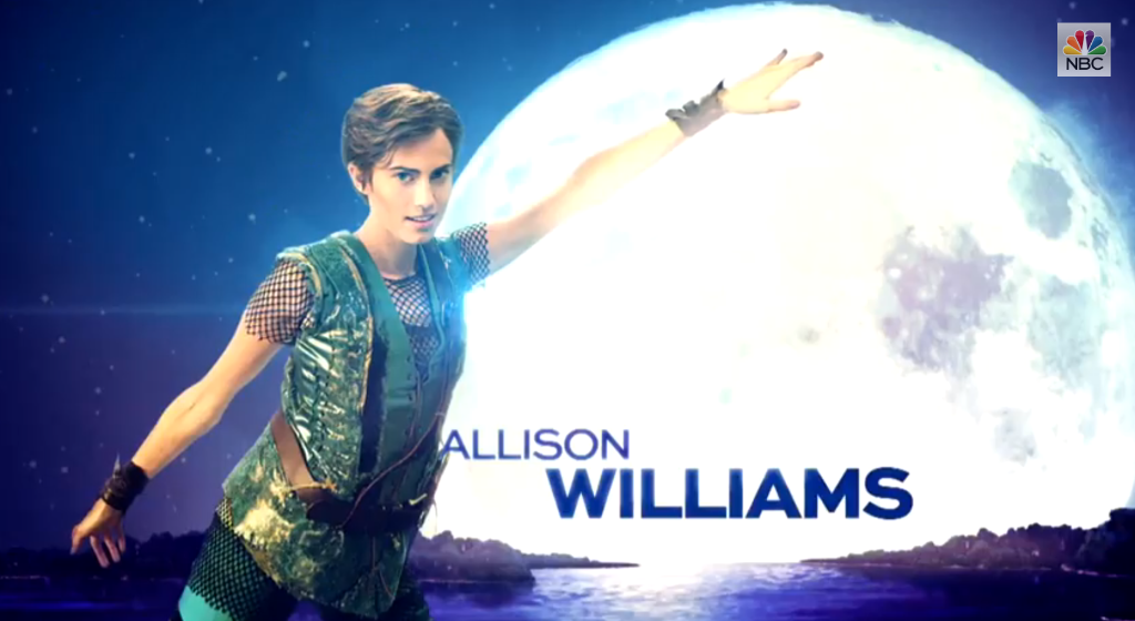 """The first promo for """"Peter Pan Live!"""" is HERE & it's everything your heart could ever desire: http://t.co/TInLbtEJum http://t.co/c82f77bEPC"""