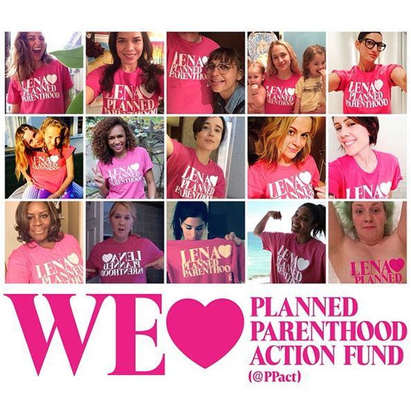 .@lenadunham recruits her pals to encourage women to vote on Nov. 4!: http://t.co/1gArvFaLzz http://t.co/jve3jMbnL3