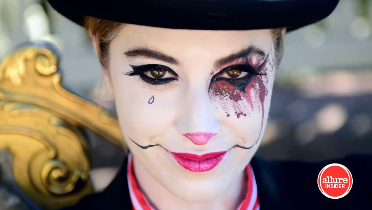 Get the look! An @AHSFX inspired 'Freak Show' makeup look for #Halloween: http://t.co/PiW4sDEACF http://t.co/ihkrky2nCK