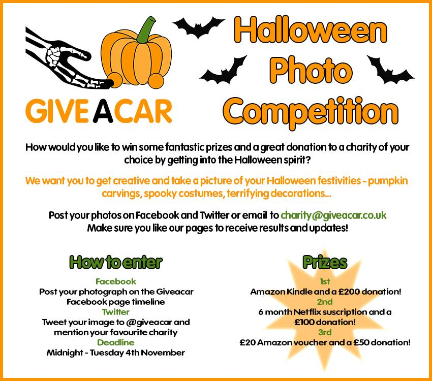 RT @Giveacar: @NolanColeen Please RT our #Halloween comp to help raise money for @alzheimerssoc ! http://t.co/RO1WwL9s6U http://t.co/yLIt5W…