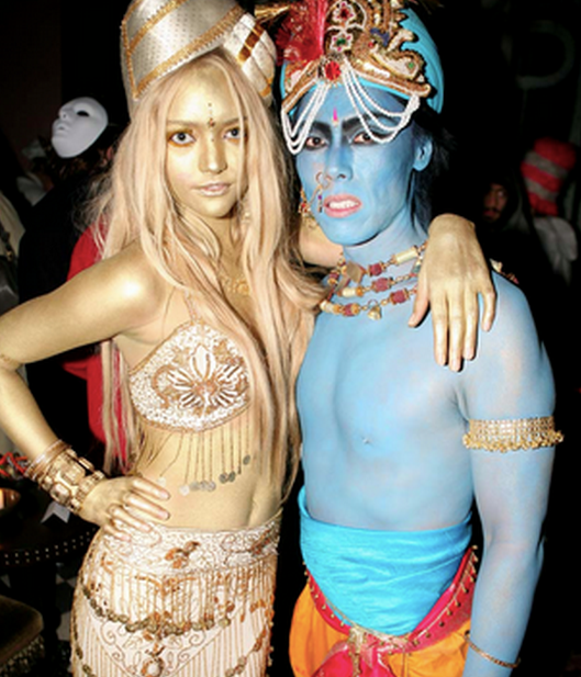 #TBT Our EIC Stephen Gan and Gemma Ward at our Halloween Party in 2007 http://t.co/gyogIKd6Tq #inspiration 🎃🎃🎃 http://t.co/yWtko6Uk0h